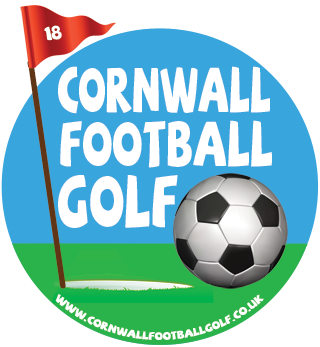 Cornwall Football Golf Logo