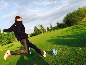 Stonham Barns Footgolf Course