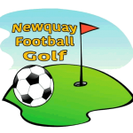 Newquay Footbll Golf Footgolf Logo